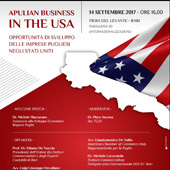 Apulian business in the USA